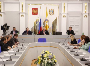 Скандальный закон «жирных котов» краевые депутаты примут в двух чтениях на заседании 24 ноября