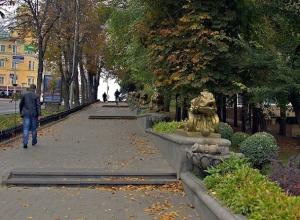 Похолодание и дожди ждут Ставрополь на этой неделе