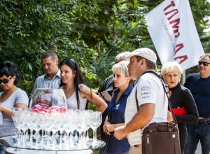 Более 700 человек посетили первый фестиваль «Тамада-2017» в Ставрополе