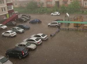 Ливневый дождь и спад жары прогнозируют синоптики на Ставрополье