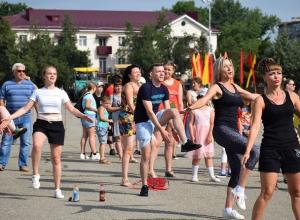 Массовую общегородскую зарядку будут проводить каждую субботу в Георгиевске