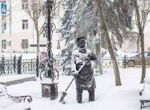 Минусовая температура и снегопад ждут Ставрополь 24 ноября