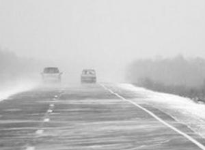 Из-за непогоды ограничено движение на трассе «Ростов-Ставрополь»
