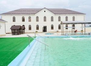 Новый термальный оздоровительный комплекс-бассейн открылся на Ставрополье