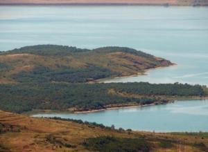 Опасные оползни угрожают склонам Сенгилеевского водохранилища и водоснабжению Ставрополя