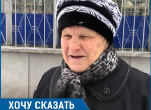 «Путин хороший, но ему нужно поменять свое окружение», - пенсионерка из Ставрополя о президенте России