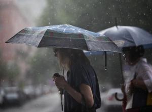 Сильные дожди и холодный ветер ждут жителей Ставрополя в конце недели
