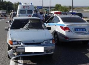 «Пятнадцатая» насмерть сбила переходившего дорогу пешехода на Ставрополье