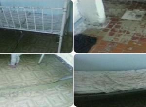 Заместитель главврача Кочубеевской районной больницы уволен за разрушающиеся палаты детского отделения