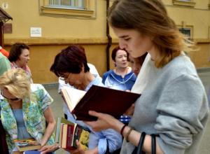 «Значит, не все потеряно»: толпы молодежи пришли за бесплатными книгами в Ставропольскую краевую библиотеку