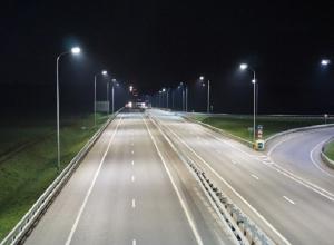 Ночное освещение установят на десяти участках дорог в Ставропольском крае