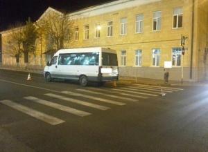 Маршрутка проехалась по ноге 17-летнего парня в Ставрополе