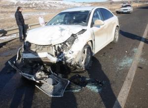 В результате ДТП в Шпаковском районе погибла пожилая женщина