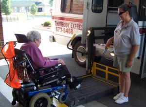 Общественный транспорт Пятигорска приспособят для инвалидов
