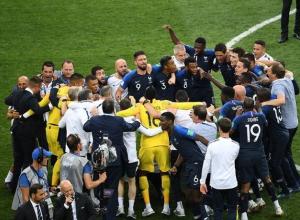«Это им не пиво пить и орать «Слава Украине», - ставропольчане радуются победе французов в финале ЧМ-2018