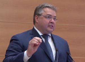 Эмоциональное выступление Владимира Владимирова в защиту курортного сбора сорвало аплодисменты в Госдуме и вызвало недовольство Жириновского