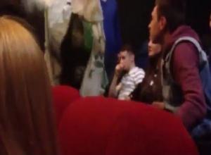 Зрители кинотеатра на Ставрополье так живо обсуждали фильм, что подрались