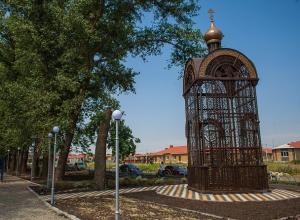 Закладной камень будущего Дома милосердия освятят в «Гармонии»