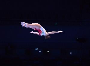 В финале чемпионата мира по прыжкам на батуте за первое место поборются два ставропольца