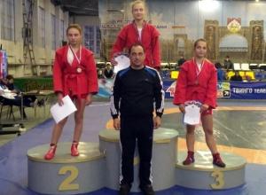 Молодые ставропольские бойцы одержали череду побед на соревнованиях по самбо