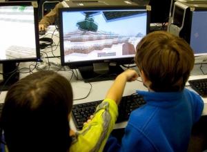 70 школьников схлестнулись в кибер-турнире по Minecraft в Ставрополе