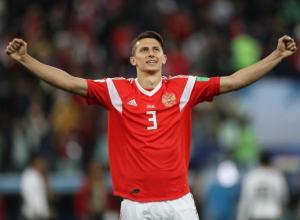Ставрополец Илья Кутепов признан лучшим защитником сборной России на ЧМ-2018