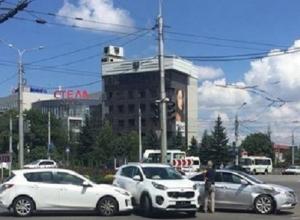 Срезу три иномарки «побились» в ДТП в Ставрополе