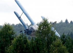Самолет упал на электропровода и обесточил целое село на Ставрополье