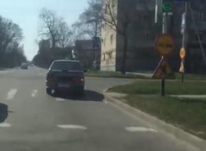 Ремонтируют хороший асфальт, больше проблемных дорог нет в городе? - водитель из Ставрополя