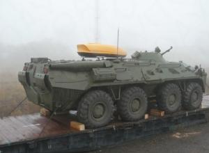 Автобокс для танка продают находчивые ставропольцы