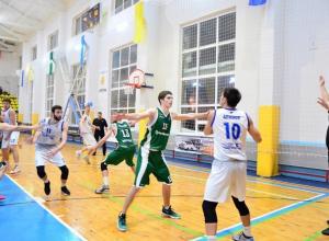 Ставропольское «Динамо» выиграло на нейтральном поле у столичной «Руны-Баскет»