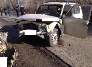Из-за ямы на дороге в ДТП пострадали 81-летний мужчина и молодой водитель на Ставрополье