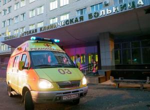 Школьники из Изобильного перевезены в краевую детскую больницу Ставрополя