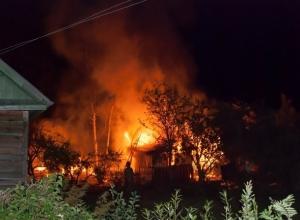 Несколько человек пострадали в страшном пожаре на Ставрополье