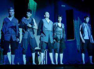 На театральных подмостках Ставрополя рождались новые артисты