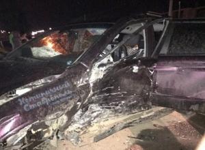 Страшная авария едва не унесла жизнь девушки в ЖК «Гармония» под Ставрополем