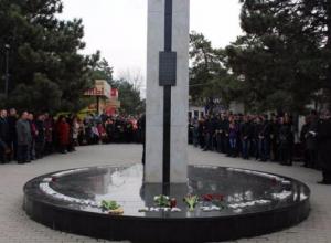 В МинВодах траурным митингом почтили жертв теракта 2001 года