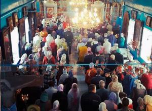 Праздник Покров Пресвятой Богородицы отмечают на Ставрополье
