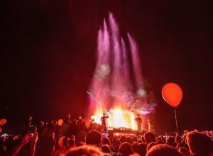 В Ставрополе десятки тысяч горожан посетили открытие светомузыкального фонтана от ЮСИ