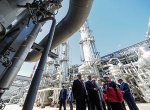 2,7 миллиарда рублей инвестирует «Лукойл» в завод «Ставролен» в Буденновске
