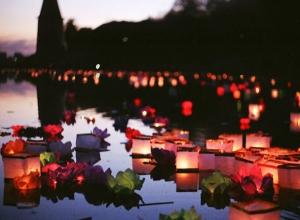Сотни горящих водных фонариков запустят в Комсомольском пруду Ставрополя