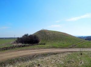 Сокровища скифов надеются найти археологи в кургане вблизи Ессентуков