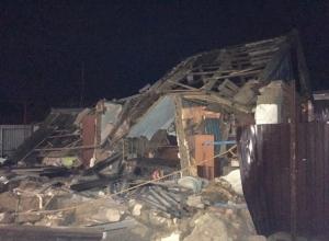 Один человек пострадал при взрыве газа в летней кухне на Ставрополье