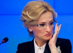 Автор одиозных законов Ирина Яровая может стать главой одного из регионов СКФО