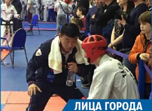 «Мы учим почитать старших и помогать младшим», - главный тхэквондист Ставрополья Виктор Ким