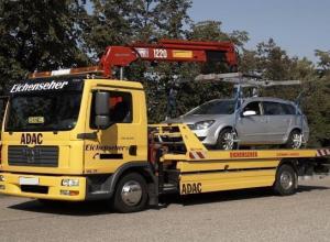 Жителю Буденновска при эвакуации повредили автомобиль