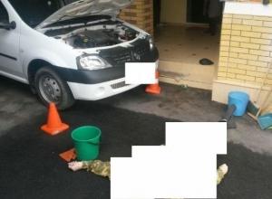 Друг задавил жителя Ставрополя во время ремонта автомобиля