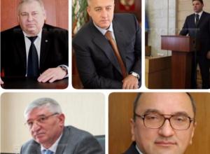 Мэры края отчитались о доходах: самый богатый - глава Буденновска Валерий Шевченко