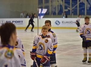 В Новомосковске начался хоккейный турнир на Кубок ЕвроХима
