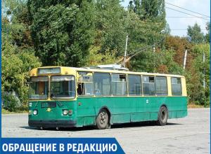 Администрация Ставрополя обещает не допустить банкротства троллейбусного парка